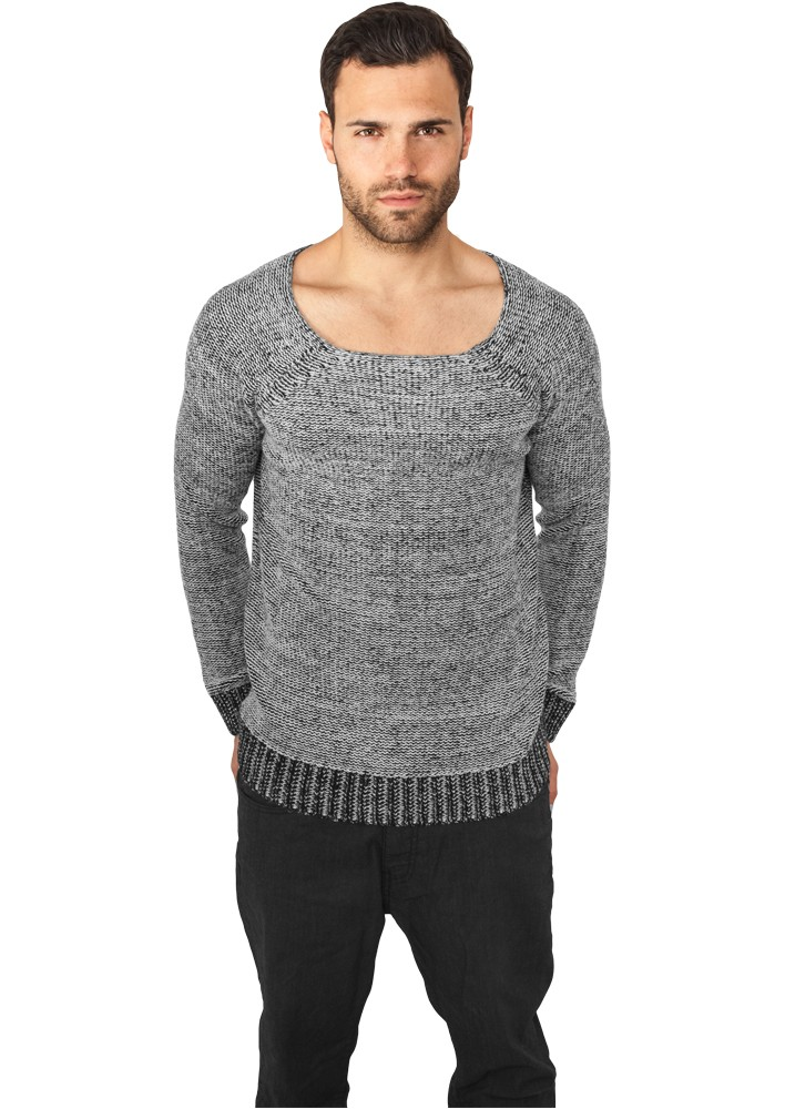 Urban Classics Wide Neck Sweater TB659
