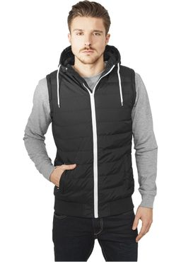 Urban Classics Small Bubble Hooded Vest TB510