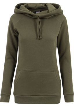 Urban Classics Damen High Neck Raglan Hoody TB1526