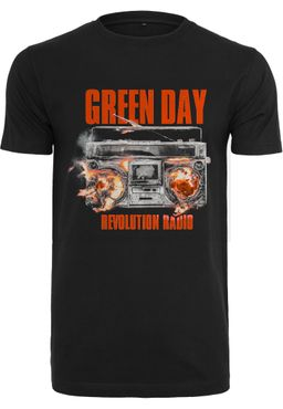 Merchcode Green Day Radio Tee MC018