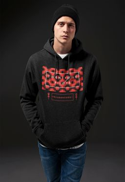 Merchcode Twenty One Pilots Judge Stripe Hoody MT429