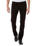Cross Herren Jeans Johnny Straight Black F195-091