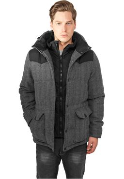 Urban Classics Material Mixed Winter Jacket TB891