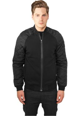Urban Classics Diamond Nylon Sweatjacket TB859