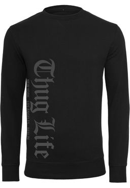 Thug Life Herren Old English Crewneck TL010