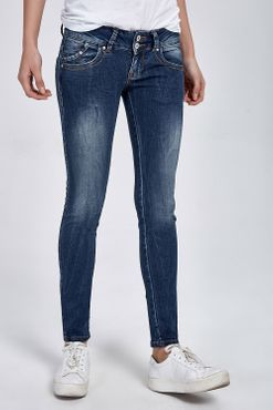 LTB Damen Jeans Molly Heal Wash Super Slim Skinny 5065-50356