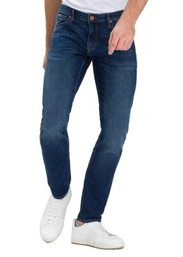 Cross Herren Jeans Damien Slim Fit Stone E198-006