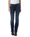 Cross Damen Jeans Lauren Regular Fit Deep Blue H485-005