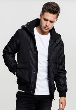 Urban Classics Herren Heavy Hooded Jacket TB1806