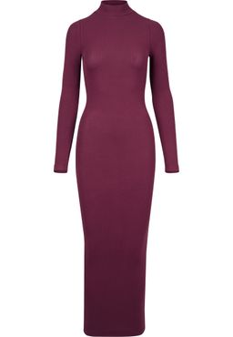 Urban Classics Damen Long Turtleneck Dress TB1710