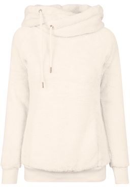 Urban Classics Damen Long Teddy Hoody TB1752