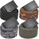 Urban Classics Long Canvas Belt TB2172