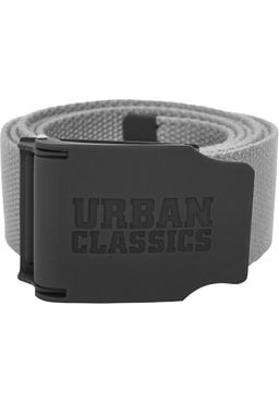 Urban Classics Woven Belt Rubbered Touch UC TB2171