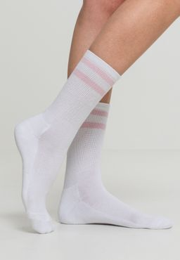 Urban Classics 2-Stripe Socks 2-Pack TB2160