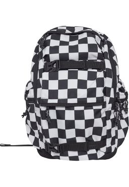 Urban Classics Backpack Checker black & white TB2155