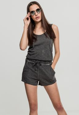 Urban Classics Damen Cold Dye Short Jumpsuit TB1923