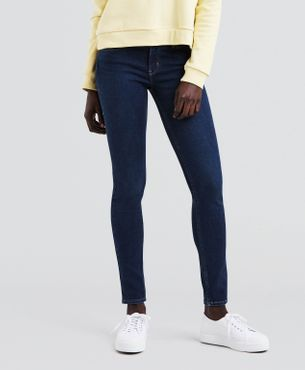 Levis Damen Jeans Innovation Super Skinny Essential Blue 17780-0032