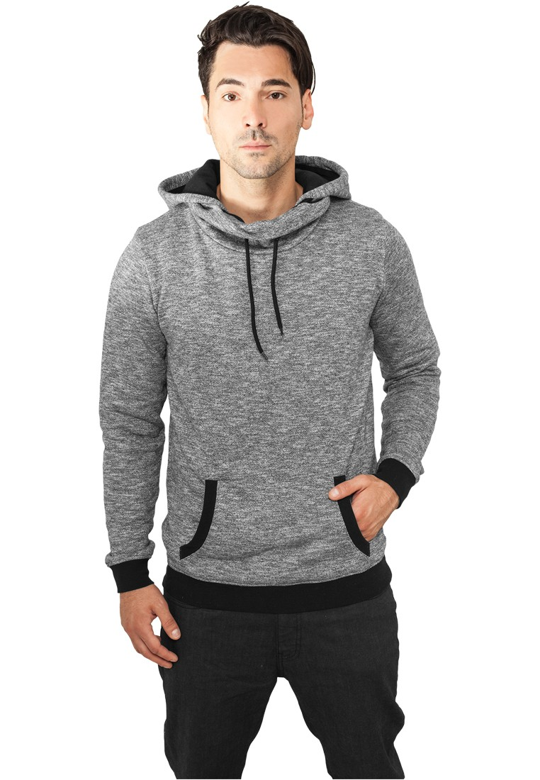 Urban Classics High Neck Hoody TB834