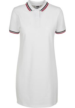 Urban Classics Damen Polo Dress TB2613
