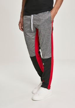 Southpole Herren Color Block Marled Track Pants