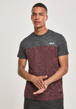 Southpole Herren Color Block Tech Tee