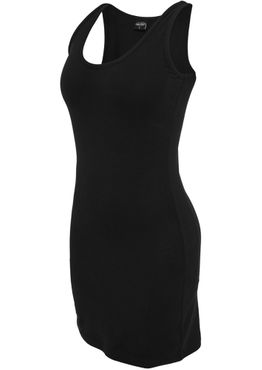 Urban Classics Damen Ärmellos Dress Kleid TB464