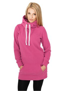 Urban Classics Damen Long Polar Hoody TB395