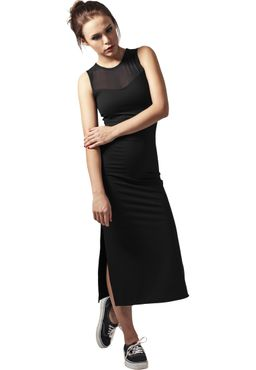 Urban Classics Damen Tech Mesh Dress TB1175