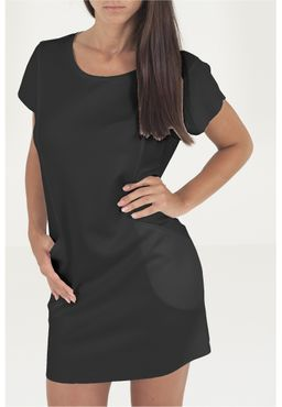 Urban Classics Damen Scuba Dress TB1212