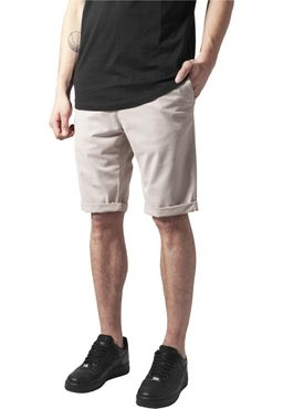 Urban Classics Herren Stretch Turnup Chino Shorts TB1264