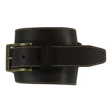 Wrangler Gürtel Basic Stitched Belt Brown W0081US85