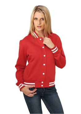 Urban Classics Damen College Sweatjacket TB216