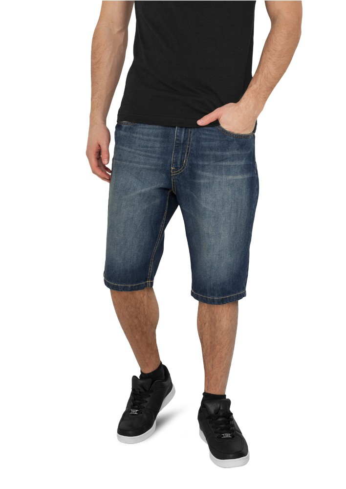 Urban Classics Loose Fit Jeans Shorts TB378
