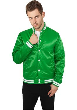 Urban Classics Mens Shiny College Jacket TB350
