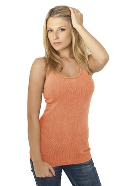 Urban Classics Damen Faded Tanktop TB453