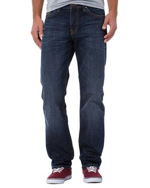 Cross Herren Jeans Antonio Deep Blue Used E161-037