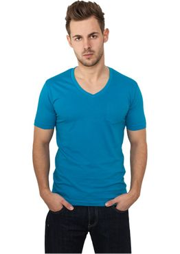 Urban Classics V-Neck Pocket Tee TB497